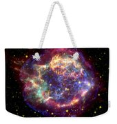 The Many Sides Of The Supernova Remnant Weekender Tote Bag