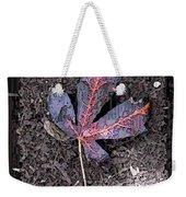 The Maple 5 Weekender Tote Bag
