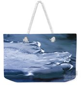 The March Of Winter Weekender Tote Bag