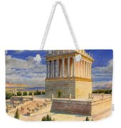 The Mausoleum At Halicarnassus Weekender Tote Bag