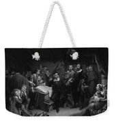 The Mayflower Compact, 1620 Weekender Tote Bag