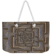The Maze Within Weekender Tote Bag