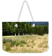 The Meadow Digital Art Weekender Tote Bag