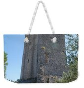 The Medieval Tower Weekender Tote Bag