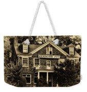 The Mermaid Inn - Chestnut Hill Weekender Tote Bag