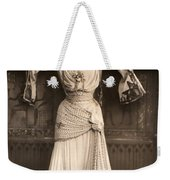 The Merry Widow Weekender Tote Bag