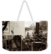 The Mess In Me Weekender Tote Bag