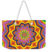 The Mexican Holiday Weekender Tote Bag