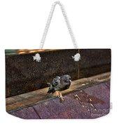 The Mighty Pigeon Weekender Tote Bag