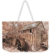 The Mill At Cade's Cove Weekender Tote Bag