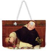 The Monk's Repast Weekender Tote Bag