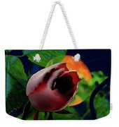 The Moon And The Rose Weekender Tote Bag