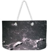 The Moon From Apollo 14 Weekender Tote Bag
