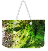 The Moss Covered Roots Weekender Tote Bag