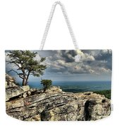 The Mountain Lookout Weekender Tote Bag