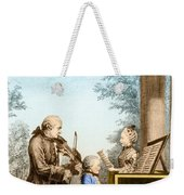The Mozart Family On Tour 1763 Weekender Tote Bag