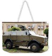 The Multi-purpose Protected Vehicle Weekender Tote Bag by Luc De Jaeger