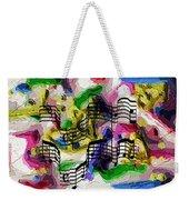 The Music In Me Weekender Tote Bag