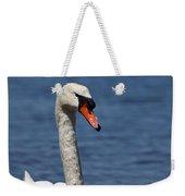The Mute Swan Weekender Tote Bag