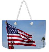 The National Colors And Official Colors Weekender Tote Bag