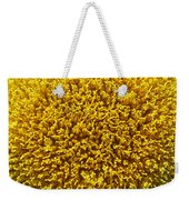 The Nature Of A Sunflower Weekender Tote Bag