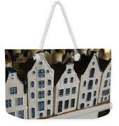 The Netherlands, Amsterdam, Model Houses Weekender Tote Bag