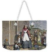 The New School Mistress Weekender Tote Bag