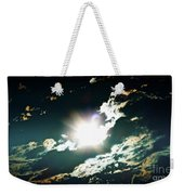 The Night Of The Eclipse Weekender Tote Bag