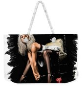 The Nightmare Weekender Tote Bag by Pete Tapang