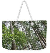 The Northwoods Weekender Tote Bag