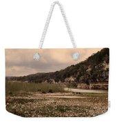 The Nueces River II Weekender Tote Bag