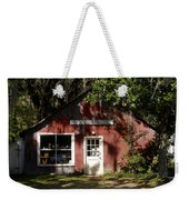 The Old Antique Store Weekender Tote Bag