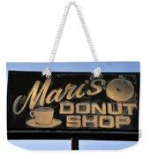 The Old Donut Shop Weekender Tote Bag