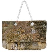 The Old Fish Shop Haslemere Weekender Tote Bag
