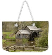 The Old Grist Mill Weekender Tote Bag