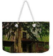 The Old House Where Nobody Lives Weekender Tote Bag