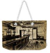 The Old Saloon Weekender Tote Bag
