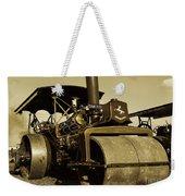 The Old Steam Roller Weekender Tote Bag