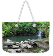 The Ole Swimming Hole Weekender Tote Bag