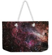 The Omega Nebula Weekender Tote Bag