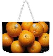 The Oranges Weekender Tote Bag