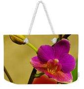The Original Orchid Weekender Tote Bag