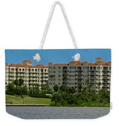 The Ormond Hotel Weekender Tote Bag by DigiArt Diaries by Vicky B Fuller