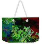 The Painted Arbor Weekender Tote Bag