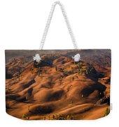 The Painted Dunes Weekender Tote Bag
