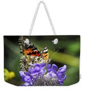 The Painted Lady Butterfly  Weekender Tote Bag