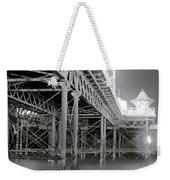 The Palace Pier Weekender Tote Bag