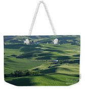 The Palouse 1 Weekender Tote Bag
