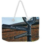 The Pantiles Weekender Tote Bag