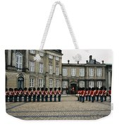 The Parading Of The Guards Weekender Tote Bag